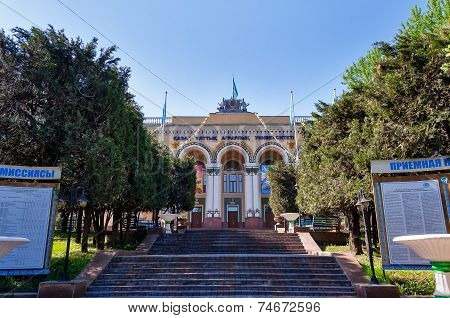 Kazakh National  Agrarian University