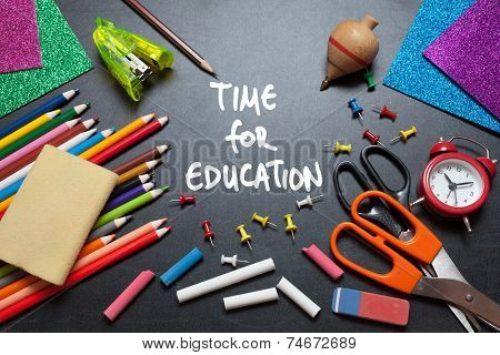 Time For Education
