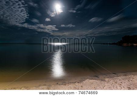 Koh Samui Moon Shine, Thailand.