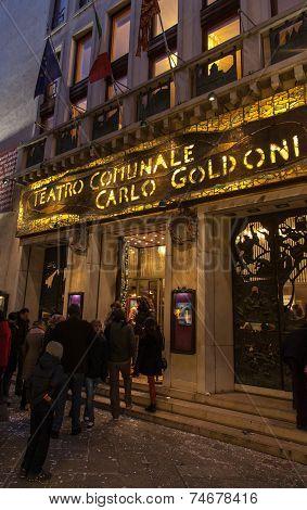 Teatro Comunale Carlo Goldoni