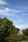 image of koh phi-phi  - Phi Phi island landscape in Thailand - JPG