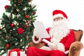 picture of letters to santa claus  - christmas - JPG