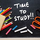 pic of time study  - Time to study - JPG