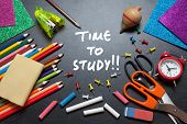foto of time study  - Time to study - JPG