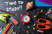image of time study  - Time to study - JPG