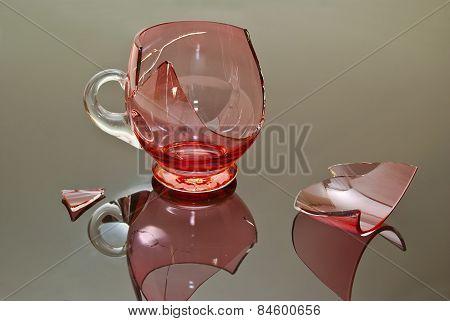 Broken Cup.