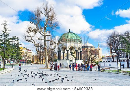 The Excursion In Istanbul