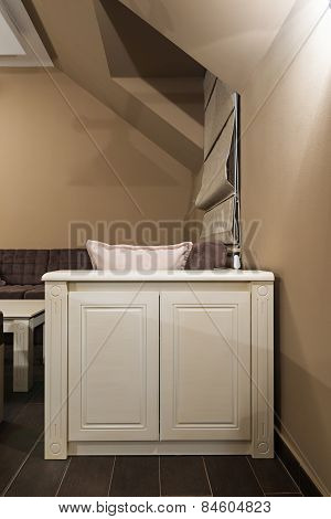 Modern White Dresser Furniture