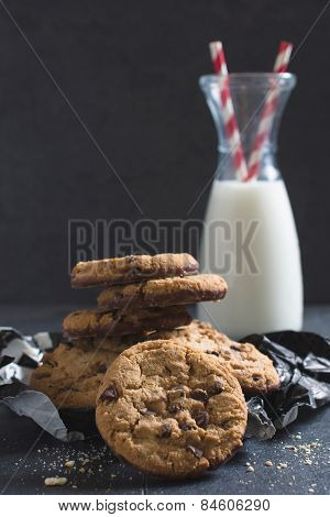 Sweet Chip Cookes