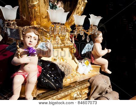 St. Agata Feast