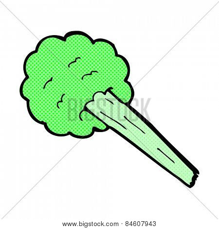 cartoon green gas blast
