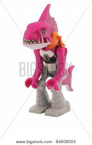 Fishface Lego Minifigure