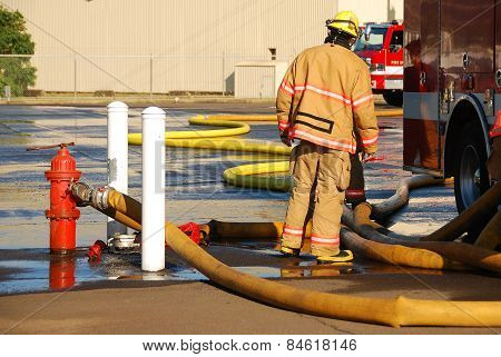 Firefighter Hose