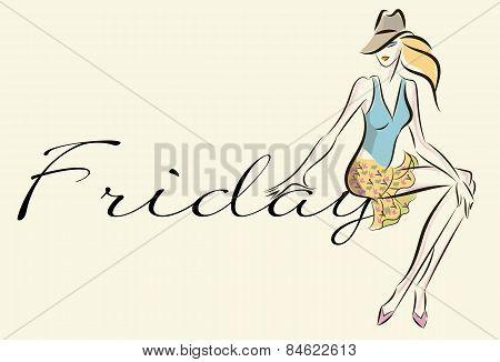 Fashion Girl Friday