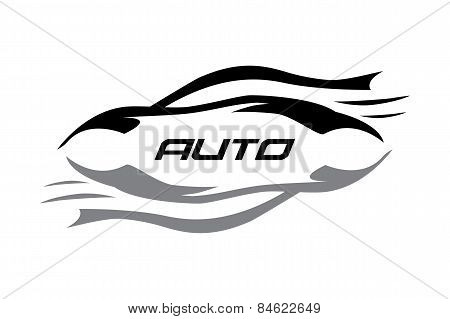 Vector Logo Car
