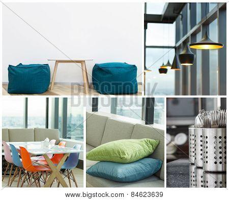 Interior Decoration Modern Furniture Collection