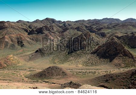Charyn national Park
