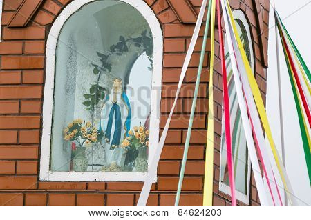 Catholic Figure Of Mary