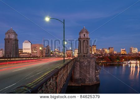 Longfellow bridge