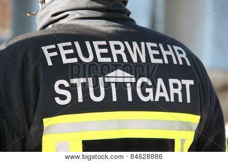 Firedepartment Stuttgart