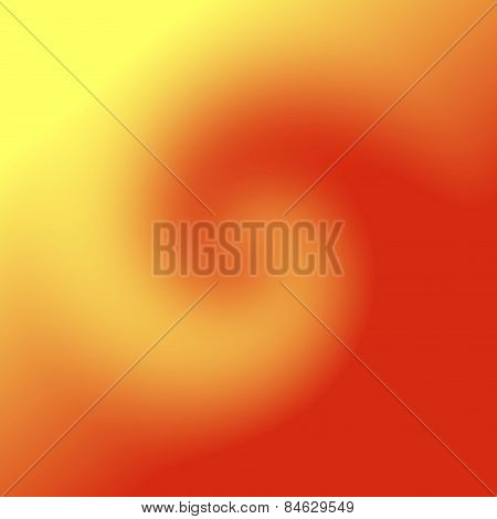 yellow and red background