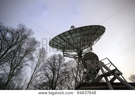 Big Satellite Dish.