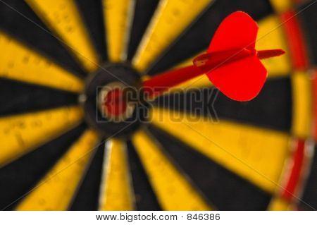 Bullseye Dart