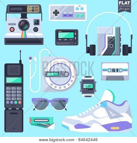 Retro Vintage Gadgets