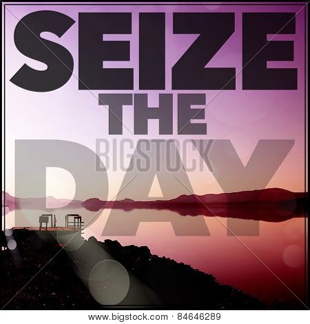 Quote - Seize the Day