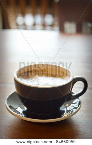 Morning Hot Latte