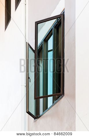 Modern Glass Window