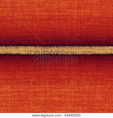 Vintage old texture for creative retro background. With different color patterns: yellow (beige); brown; red (orange)