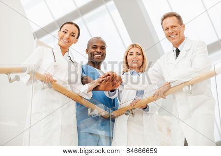 Team Of Medical Experts.