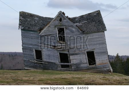 Scary Old House