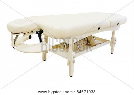 Medical massage bed