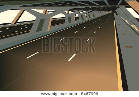 Covered Highway