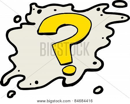 Yellow Question Mark Icon