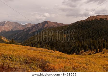 Independence Pass Fall