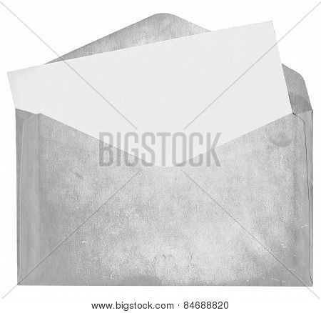 Dirty Envelope