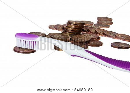 Coins Cleaning