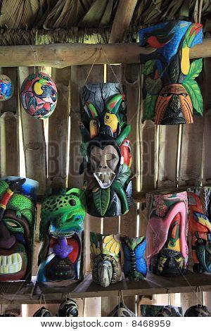 Balsa Masks