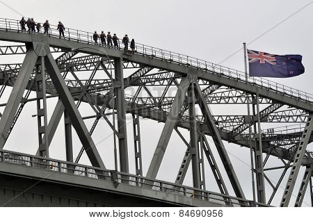 Nz-new-zealand-auckland-harbor-bridge-travel-vacation