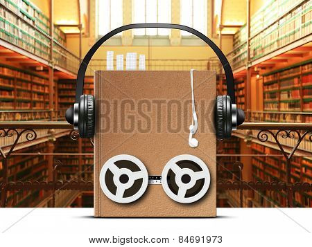Book audio