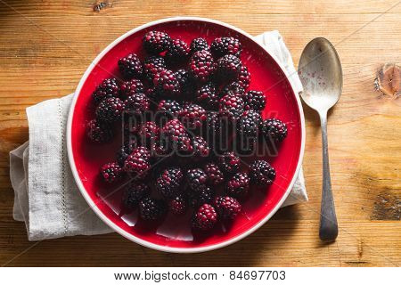 Fruits Of The Forest: Blackberries