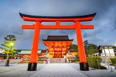 foto of inari  - Kyoto - JPG
