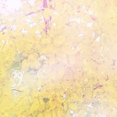 picture of vishu  - Golden Shower Tree Yellow flowers in the tropics Thailand with blur color filter - JPG