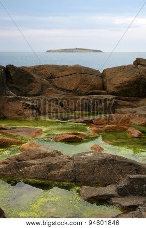 rocks and island 1