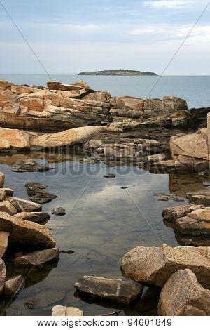 rocks and island 2