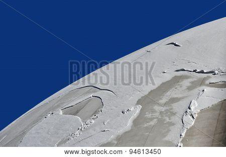 Macrocosm-Microcosm Snow Globe