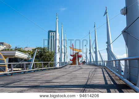 Guayaquil Boardwalk